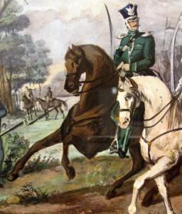 Jeździec 2 pułku jazdy kaliskiej (źródło Wikipedia)