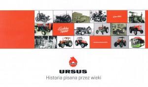 Ursus. Historia pisana przez wieki