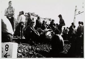 25 czerwca 1976 r. - robotnicy Ursusa na torach